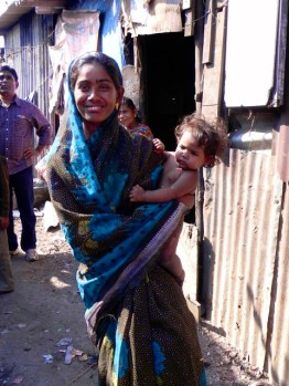 In the dusty slums of Gujarat, I was shown to diamonds in her smile. ~ Brandi Dawn Henderson