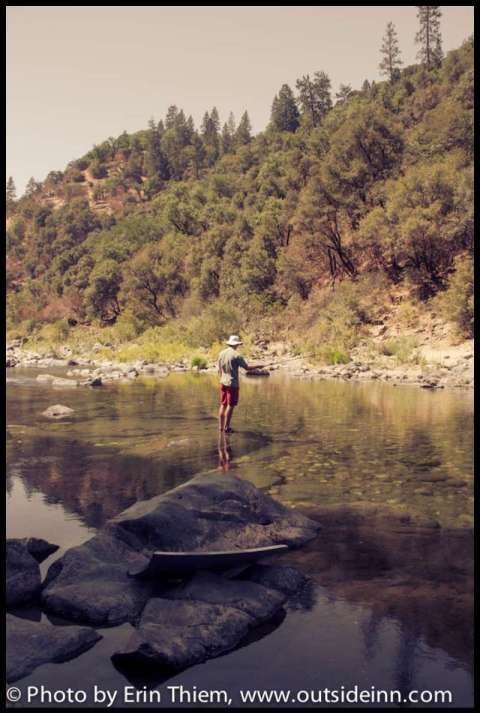 South Yuba River, Fishing