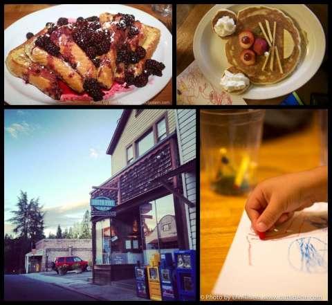 Nevada City South Pine Cafe