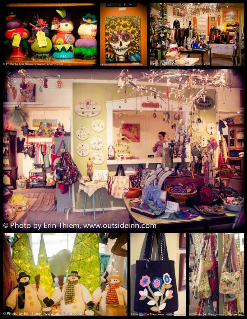 Hand made gifts in Nevada City