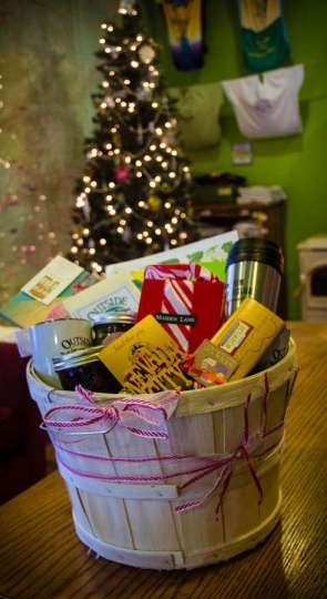Nevada City Giveaway Basket Contest
