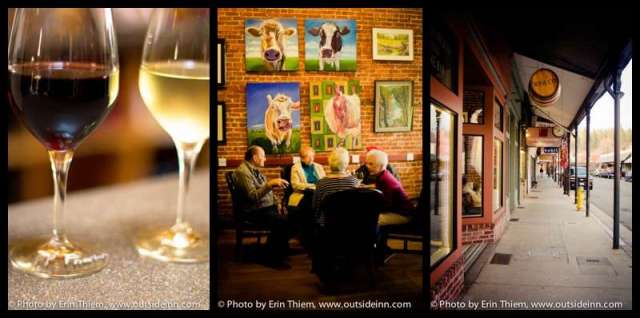 Grass Valley Wine tasting and art exhibition, GV Wine Co/ASiF