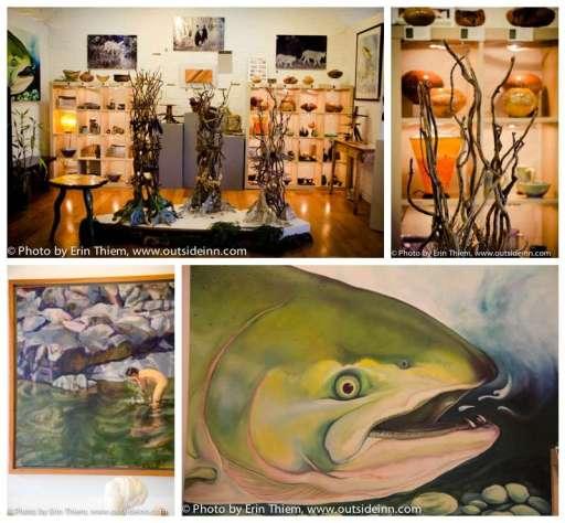 Wild and Scenic Film Festival Artist Showcase, Mowen Solinsky Gallery