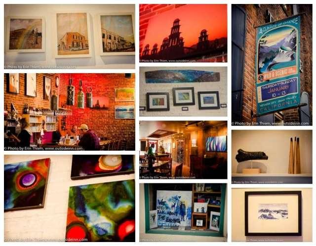 Nevada City Artist Showcase, Wild and Scenic Film Festival