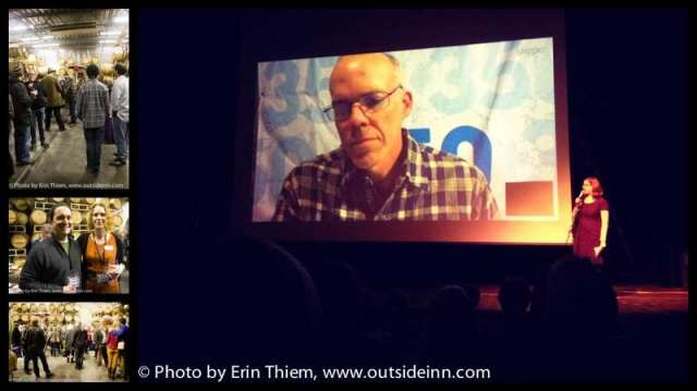 Wild and Scenic Film Festival, Bill McKibbean, Nevada Theatre