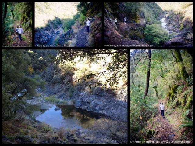 Nevada City hiking, South Yuba Trail