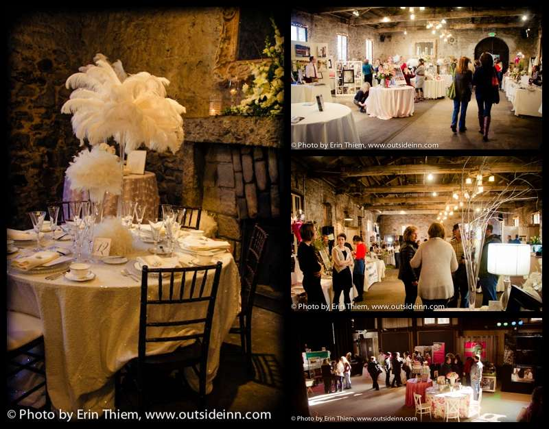 Miners Foundry hosts wedding expo