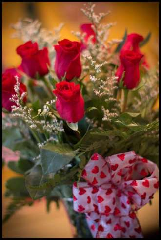 The Magickal Florist Classic Valentine's Day Roses
