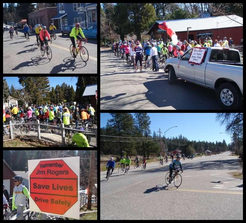 Tour of Nevada City Jim Rogers Memorial Bike Ride