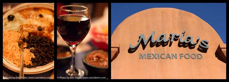 Grass Valley Restaurant, Dining Out, Mexican Food