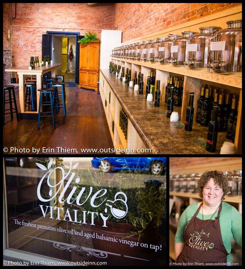 Grass Valley Olive Oil Tasting Room, Olive Vitality