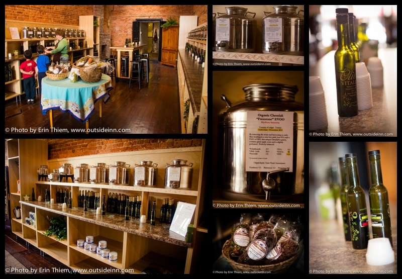 Olive Vitality, Grass Valley Olive Oil Tasting Room