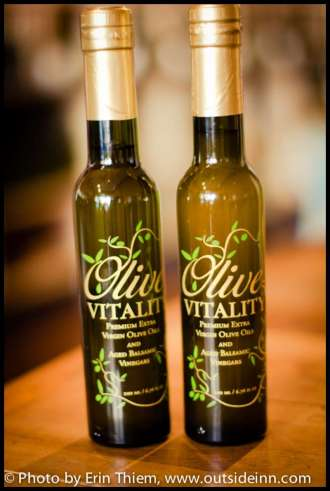 Olive Vitality oil and vineyar giveaway