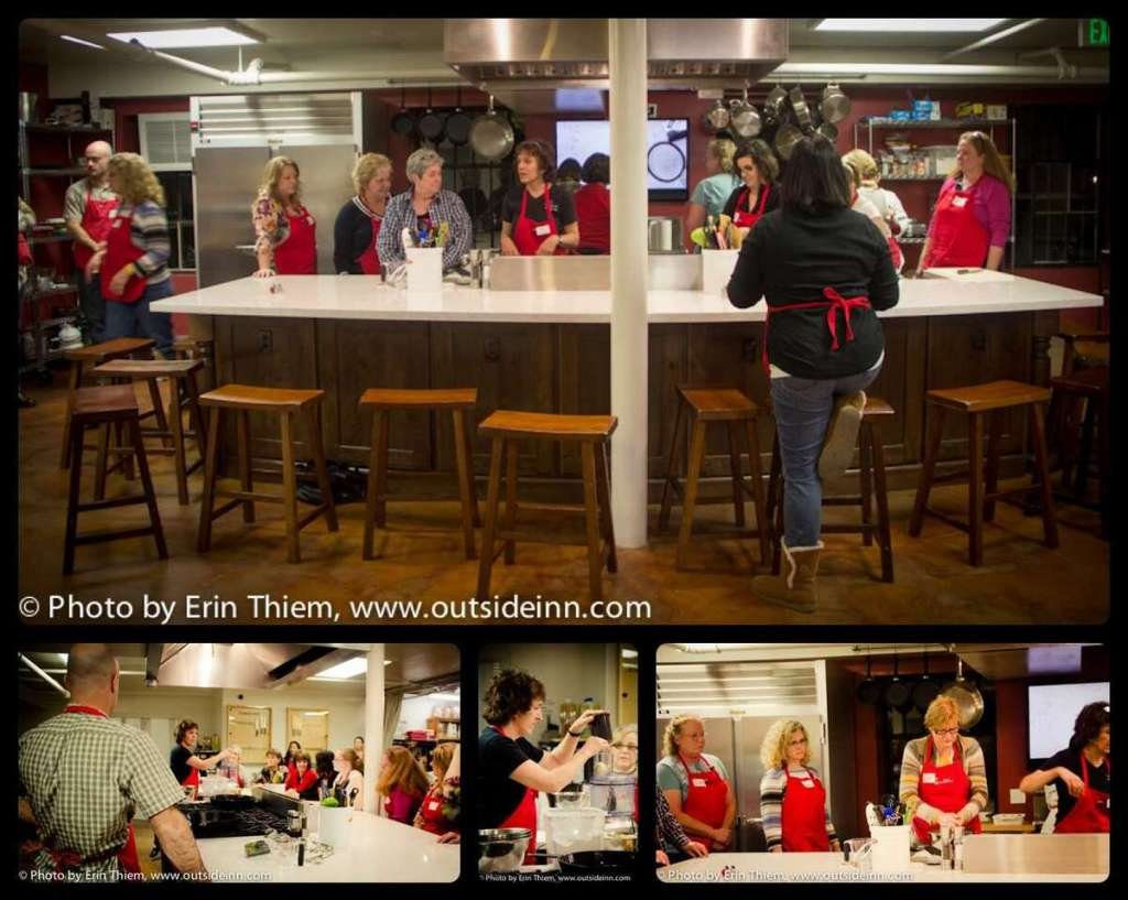 Grass Valley Cooking Classes, Tess' Kitchen