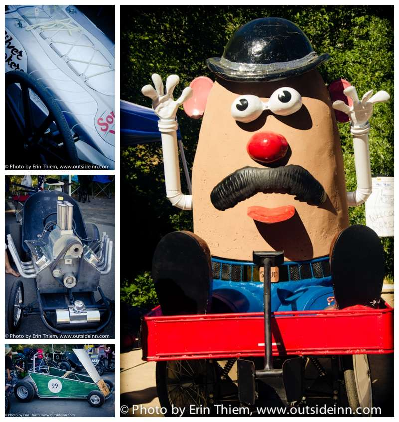 Soapbox Derby, Mr. Potato Head and more