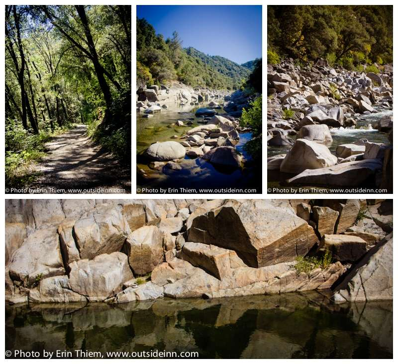 Nevada City outdoor adventures, South Yuba River photos