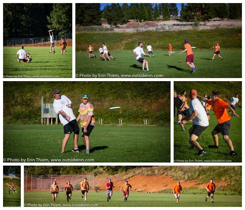 Nevada City Outdoor Adventures: Ultimate Frisbee