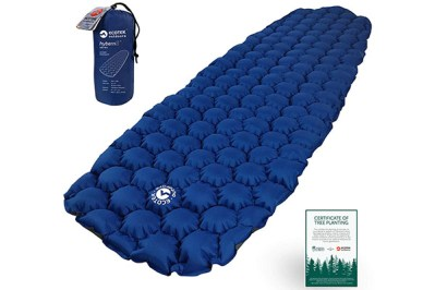 10 Best Sleeping Pads for Camping Review in 2019