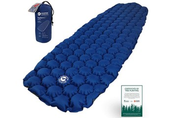 10 Best Sleeping Pads for Camping Review in 2020