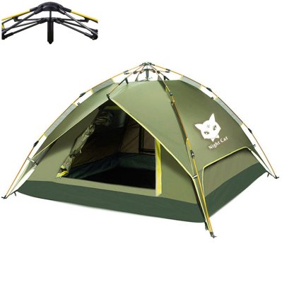 Night Cat Camping Tent