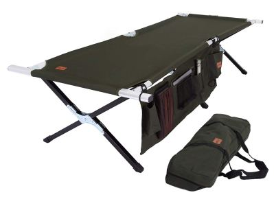 Though Outdoors Camp Cot