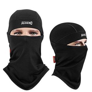 Aegend Balaclava Windproof Ski Face Mask Winter Motorcycle Neck Warmer