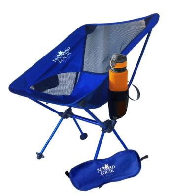 Lightweight Backpacking Chair By Nomad Logik