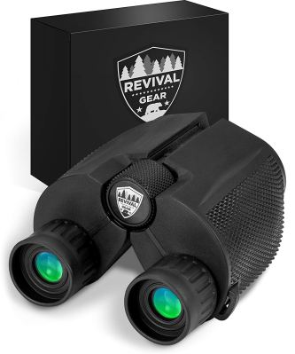 Powerful Compact Binoculars
