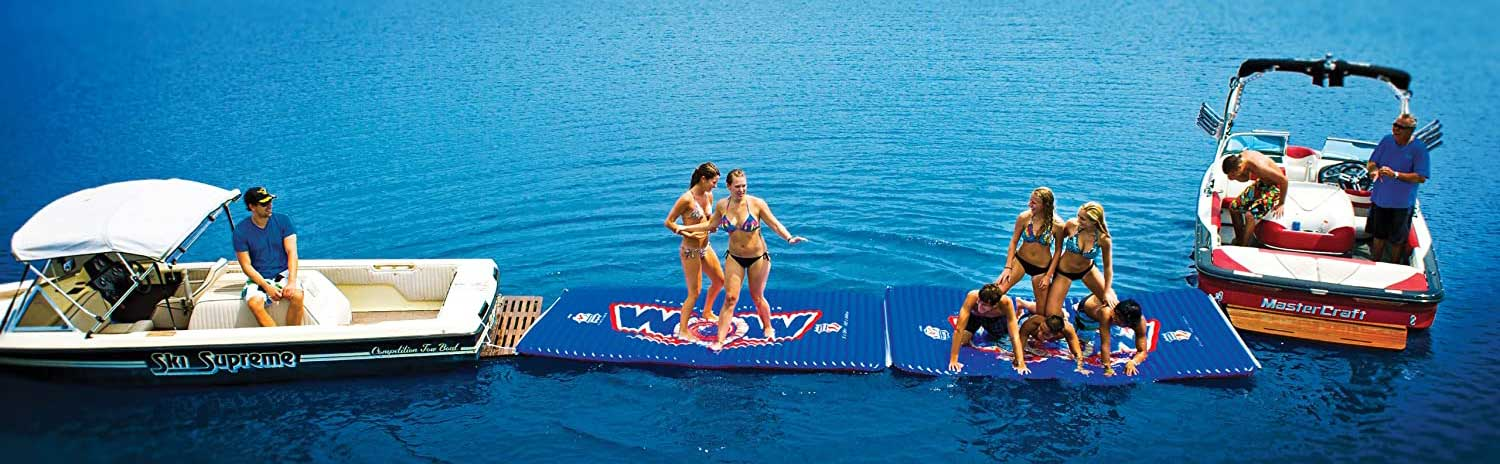 Wow World of Watersports Inflatable Floating Water