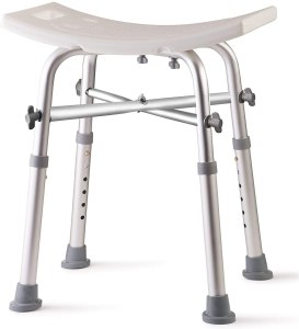 Dr Kays Adjustable Height Bath and Shower Chair
