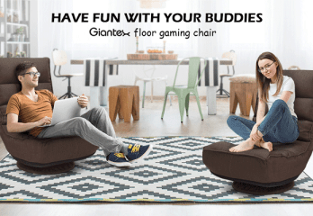 10 Best Floor Gaming Chairs of 2020 – Have Fun With Your Buddies