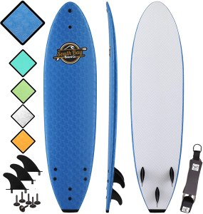 South Bay Board Co 7 Beginner Surfboards