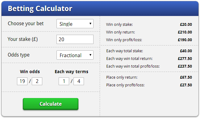 Odd Calculator