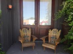 the cutest porch