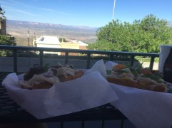 deli sammies with a view