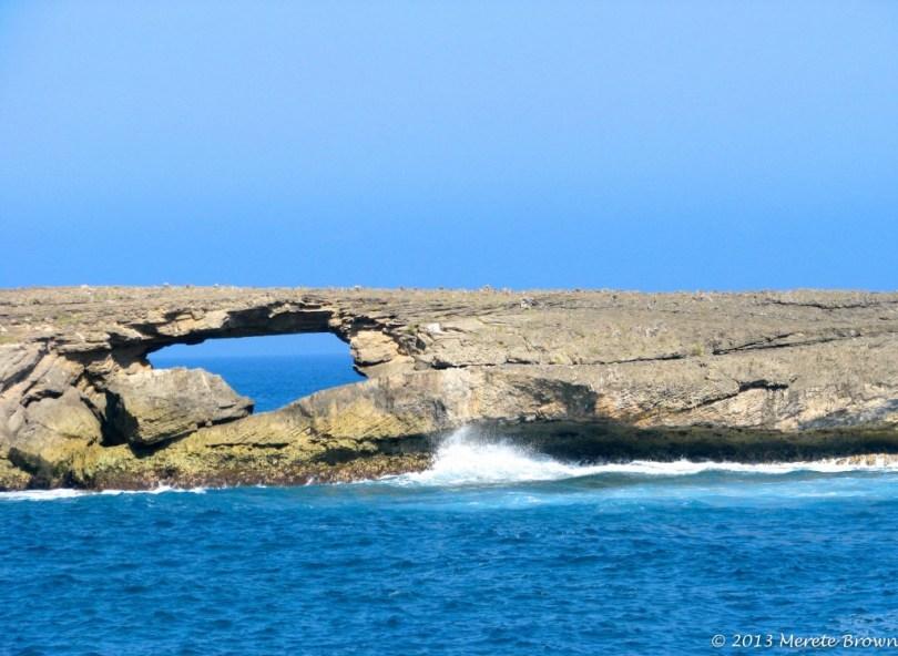 La'ie Point Sea Arch