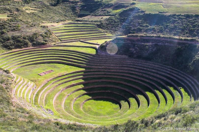 Moray Peru