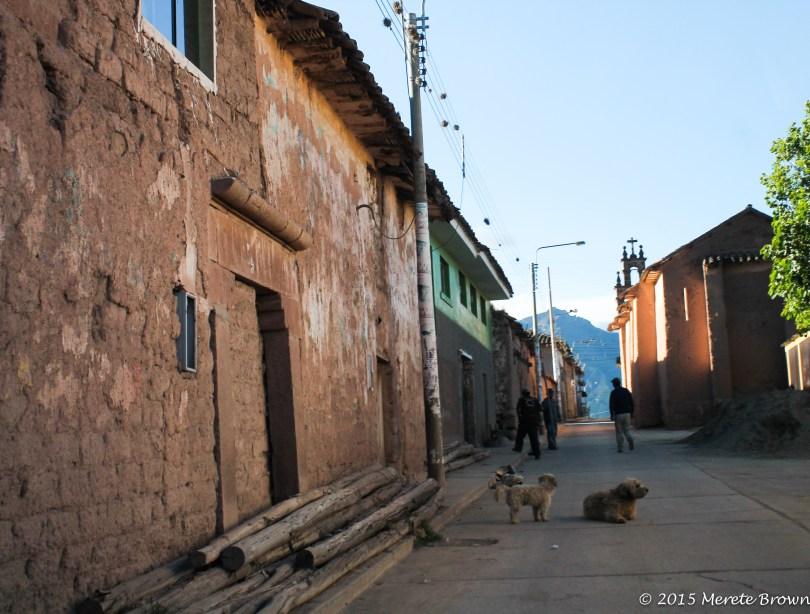 Maras Peru