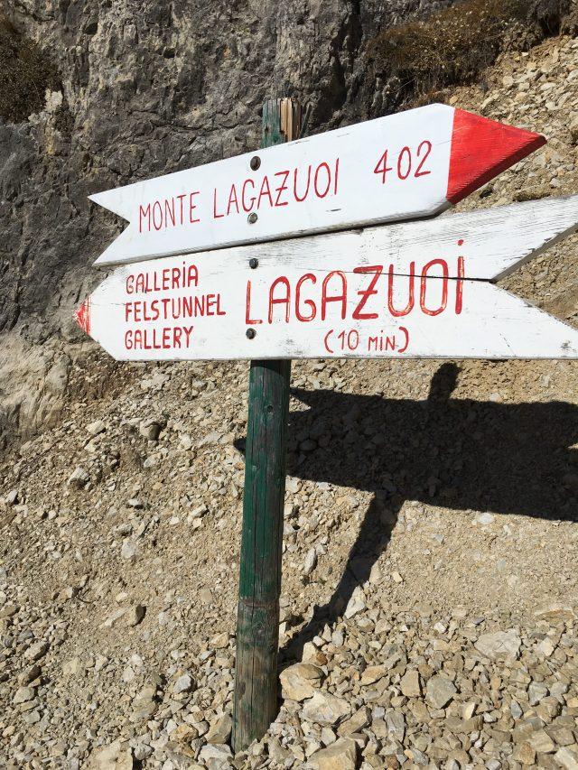 Cortina d'Ampezzo Dolomites Falzarego Pass Mount Lagazuoi