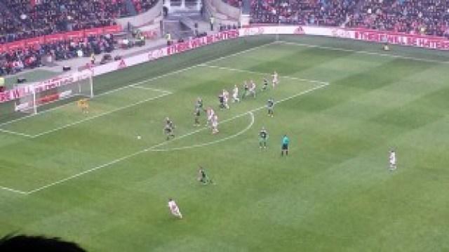 Ajax v Feyenoord 2015