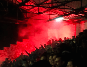 Royal Antwerp fans