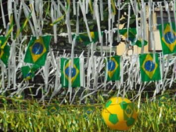 Brazilian banners