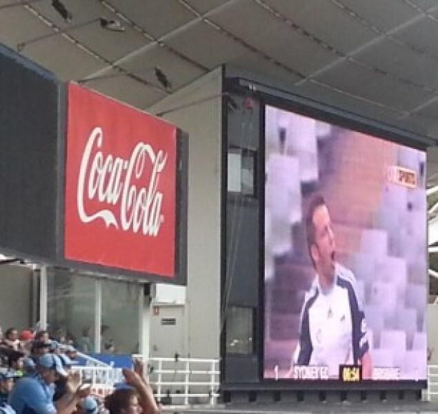 Del Piero scores for Sydney FC