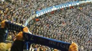 Ostkurve Hertha Berlin fans