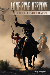Lone Star Destiny Book Cover