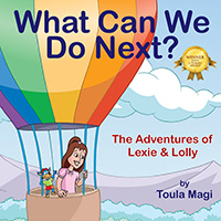 What Can We Do Next?, by Toula Magi