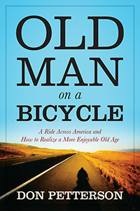 Old Man on a Bicycle