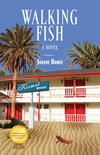Walking Fish Book Cover
