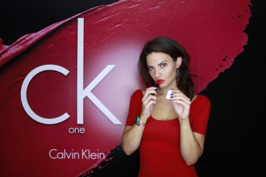Ck1 Calvin Klein Makeup Photo Booth Activation by OutSnapped