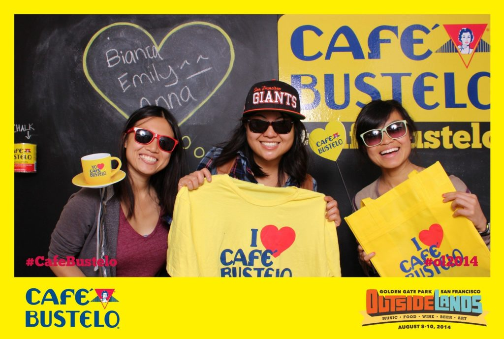 Cafe Bustelo Music Festival Photo Booth by OutSnapped
